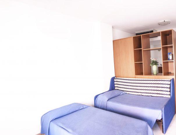 camera dependance con patio