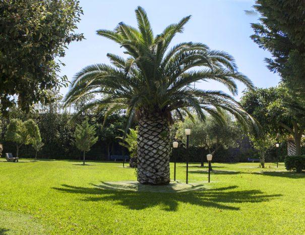 il parco del villaggio vacanze eurolido